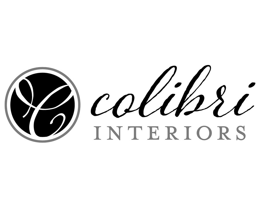 Colibri Interior Design Firm Logo Arizona