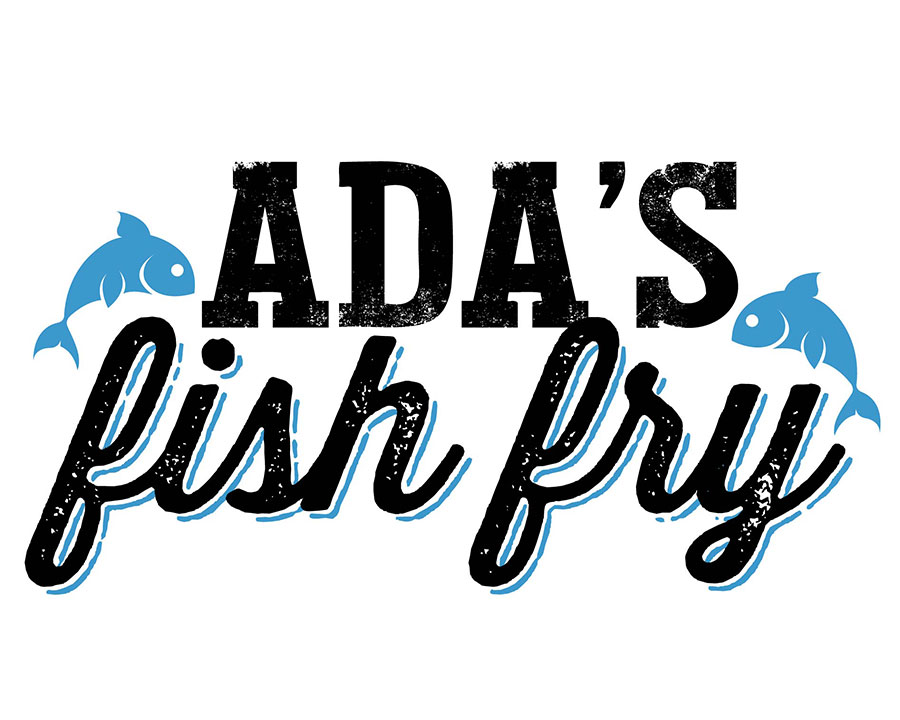 Ada's Fish Fry Logo Design