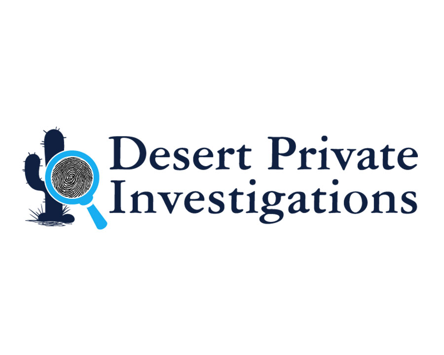 Desert Private Investigations Branding